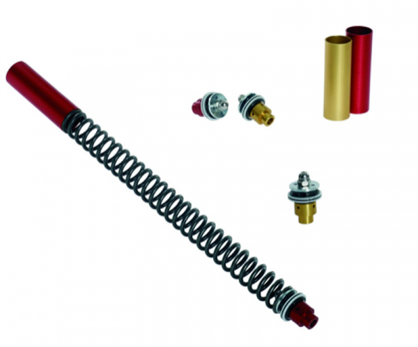 Kit idraulica forcelle e molle Mupo per Yamaha MT-07 14-19