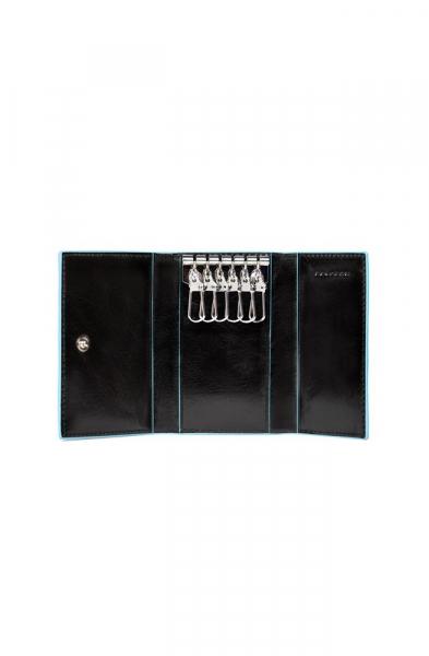 Portachiavi PIQUADRO Blue Square Unisex – PC1396B2-N