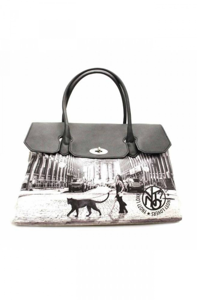 Borsa YNOT WILD Donna Multicolore – WIL-005S1PANTHER