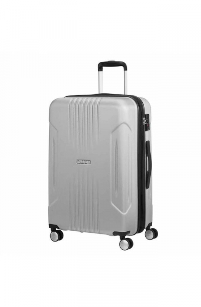 Trolley American Tourister Tracklite Spinner 67 Silver – 34G-25002