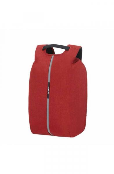 Zaino SAMSONITE Securipak Unisex rosso – KA6-10001