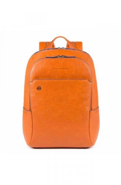 Zaino PIQUADRO Blue Square Uomo Arancione – CA3214B2S-AR