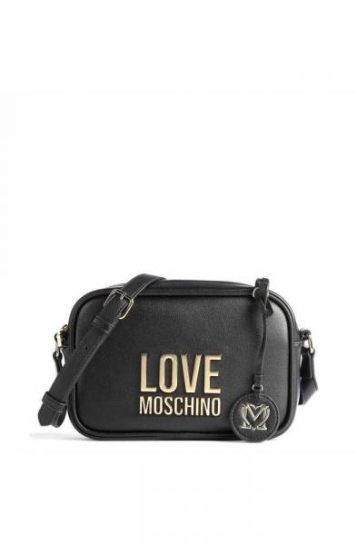 Borsa LOVE MOSCHINO BONDED Donna Nero – JC4107PP1CLJ000A
