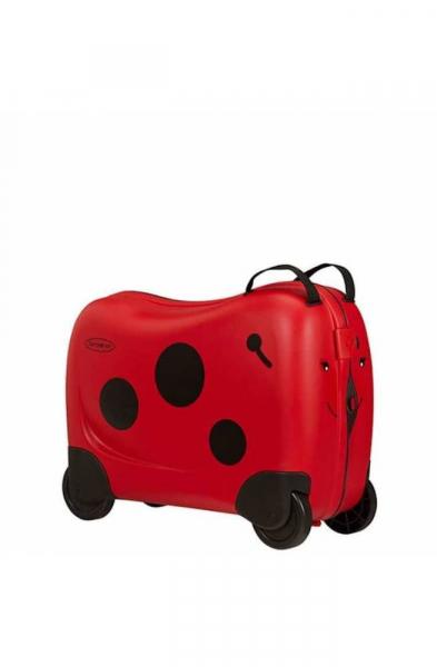 Trolley SAMSONITE DREAM RIDER Rosso Junior Coccinella – CK8-00001