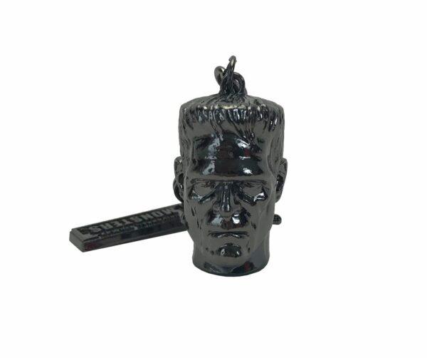 Universal Monsters Keychain Frankenstein Head 10 cm
