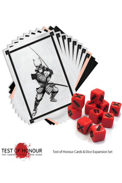Test Of Honour Dice And Cards Expansion