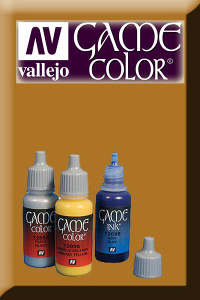 Game Color 72150 Heavy Ochre Exopaq