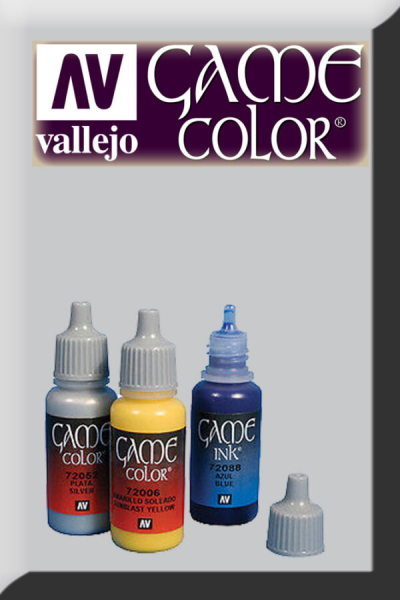 Game Color 73202 Pale Grey Wash