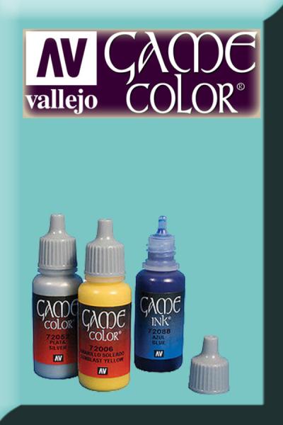 Game Color 72135 Verdigris Effect