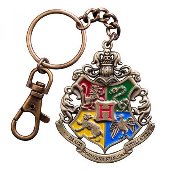 Harry Potter Metal Keychain Hogwarts 5 cm