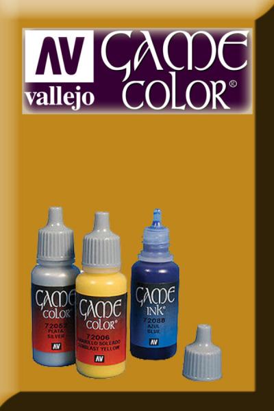 Game Color 72151 Heavy Goldbrown Exopaq