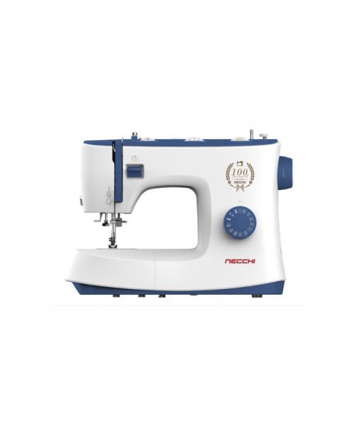 Macchina per cucire meccanica Necchi K432A + Piedino tagliacuci + 5 ANNI DI GARANZIA