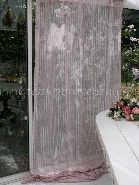 Blanc Mariclò tendone serie Otello colore rosa