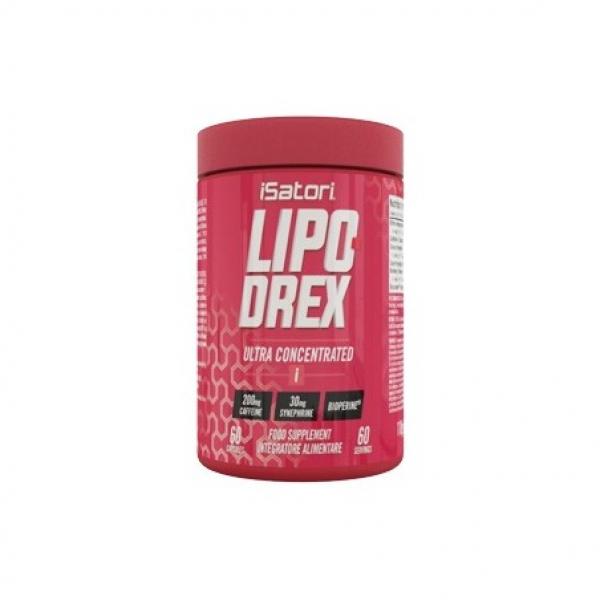 ISATORI Lipo-drex 60 cps