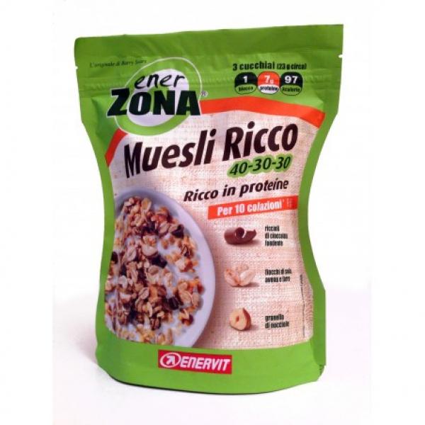 ENERZONA Muesli Ricco 230 g