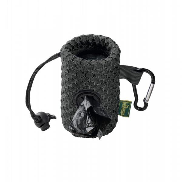 Hunter Bag Hilo Dispenser per Sacchetti –  Antracite