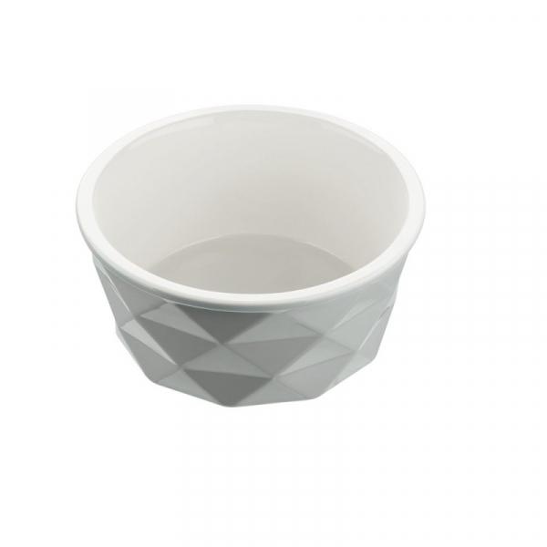 Hunter Eiby Ciotola in Ceramica – Grigio
