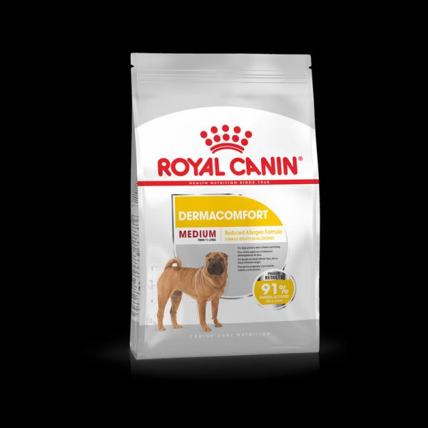 Royal Canin Dog Adult Medium Dermacomfort