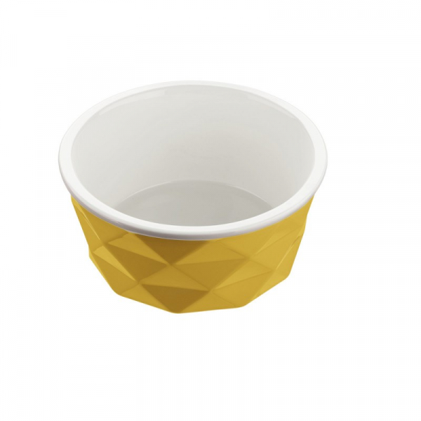 Hunter Eiby Ciotola in Ceramica – Giallo