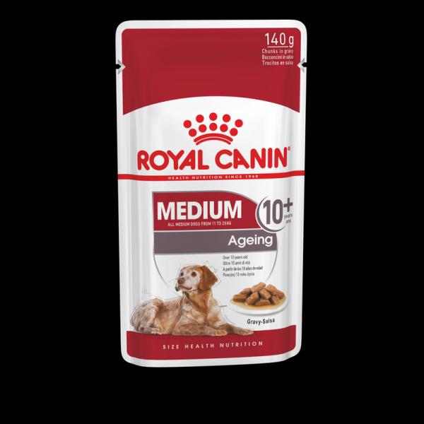 Royal Canin Dog Medium Ageing 10+ 140g