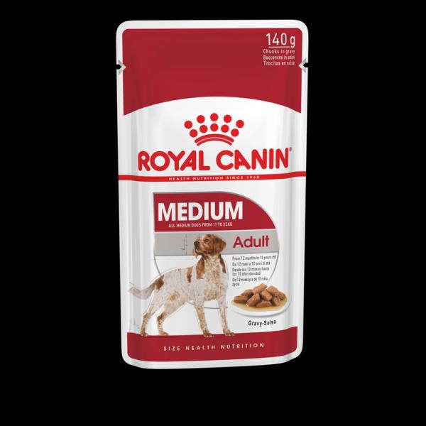 Royal Canin Dog Adult Medium 140g