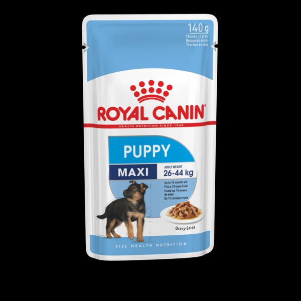 Royal Canin Dog Puppy Maxi 140g