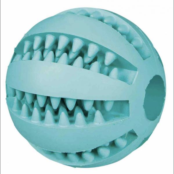 Trixie Dental Fun Palla da Baselball alla Menta
