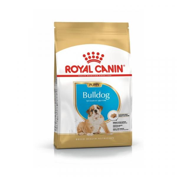 Royal Canin Dog Puppy Bulldog
