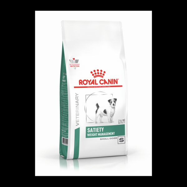 Royal Canin Vet Dog Satiety Weight Management Small