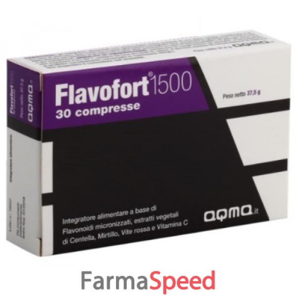 FLAVOFORT 1500 30 COMPRESSE