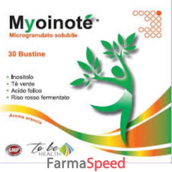 MYOINOTE' 30 BUSTINE