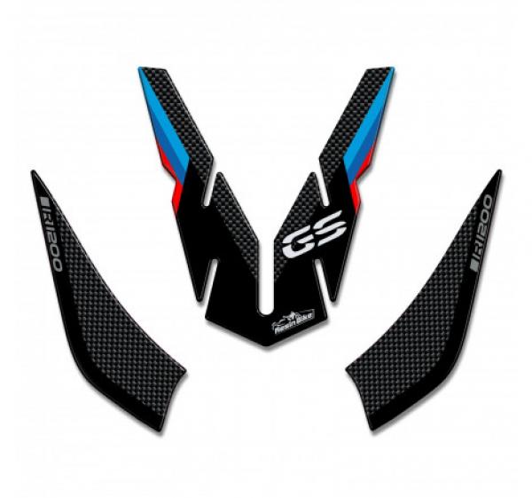 ADESIVO 3D PROTEZIONE PUNTALE COMPATIBILE CON BMW R 1200 GS 2013 – 2016