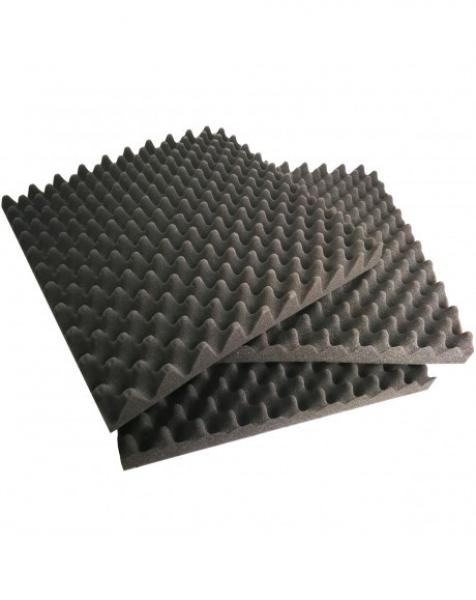 Pannello tipo Fonoassorbente – 50×50 cm spessore 4,7 cm