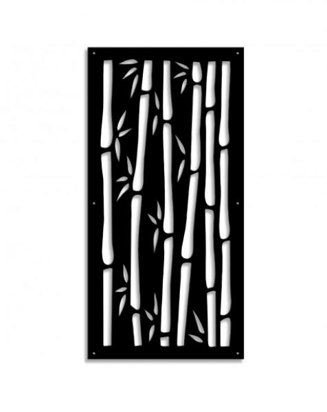 BAMBU – Pannello in PVC traforato – Parasole