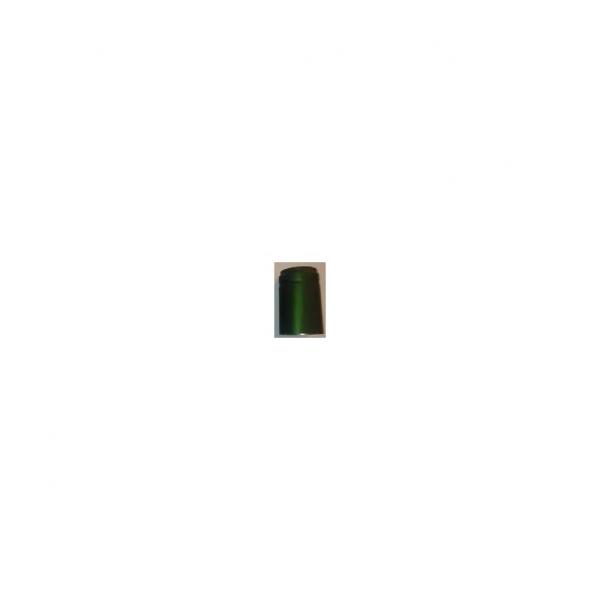 CAPSULE TERMORETRAIBILI D.33 VERDE SATINATO Pz 100