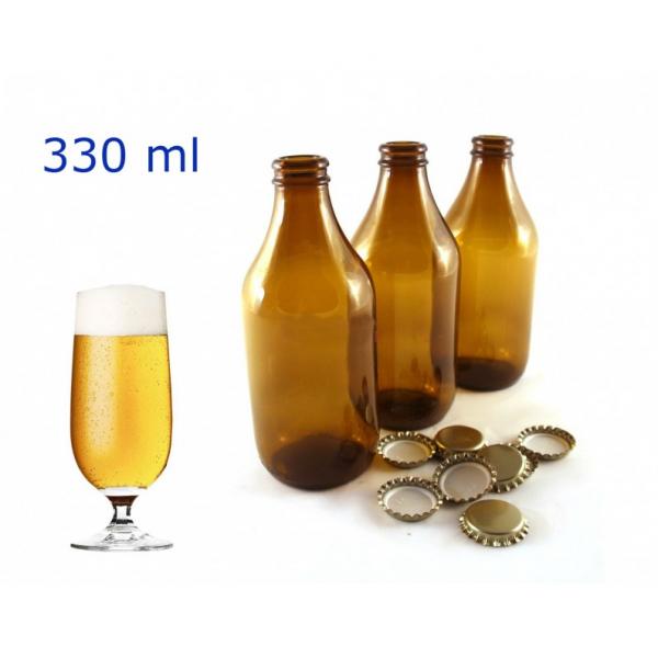 BOTTIGLIA BIRRA 330 ml BASSA