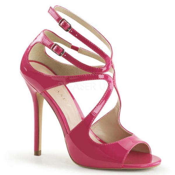 Pleaser AMUSE-15 H. Pink Pat