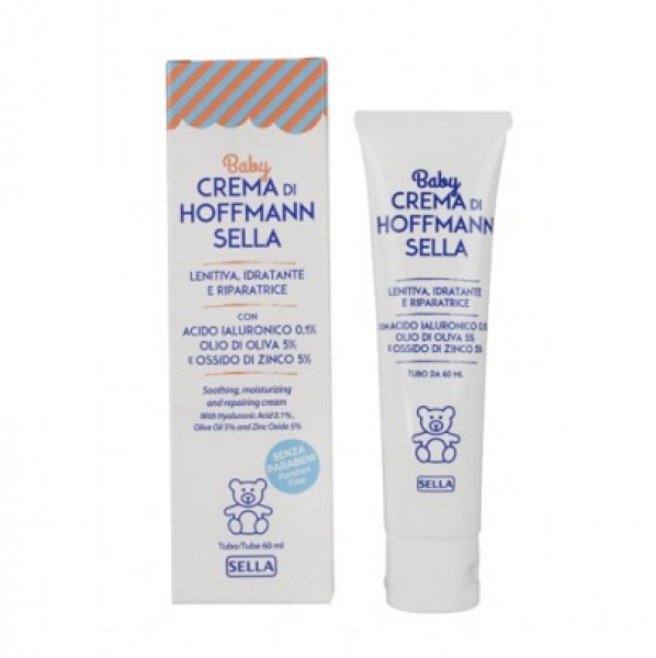 BABY CREMA HOFFMANN 60ML MD
