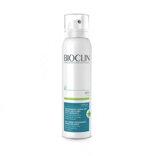 BIOCLIN DEO 24H SPRAY DRY S/P