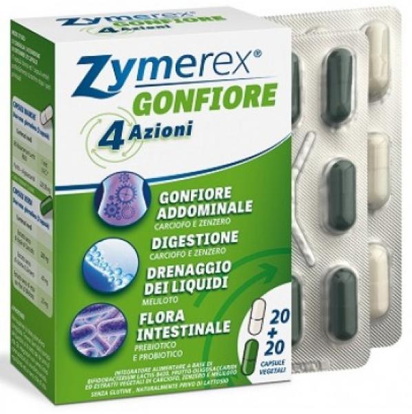 ZYMEREX GONFIORE 40CPS