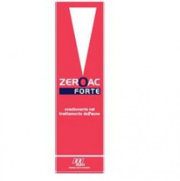 ZEROAC FORTE TRATT SEBONORM 30