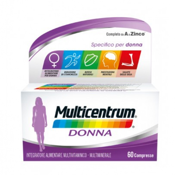 Multicentrum Donna 60cpr