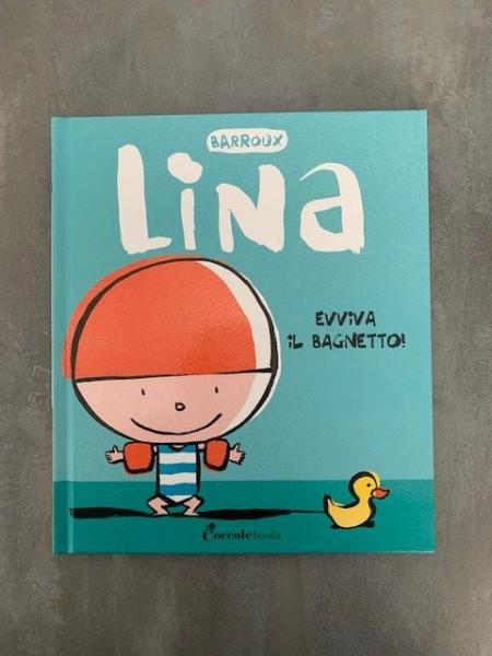 Lina – Evviva il bagnetto