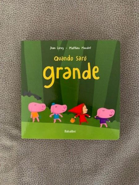 QUANDO SARO' GRANDE