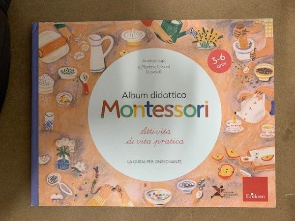 Album didattico Montessori