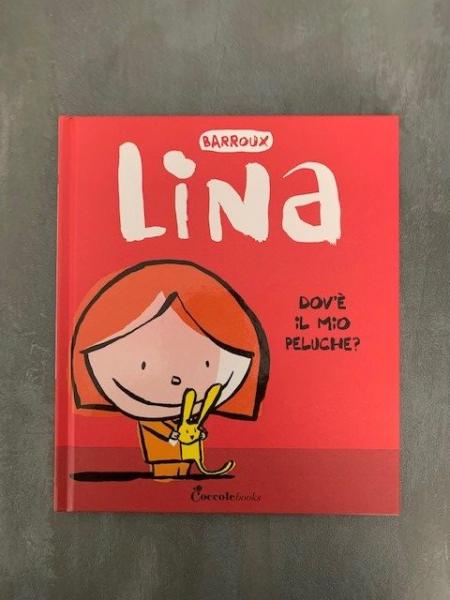 Lina – Dov'è il mio peluche?