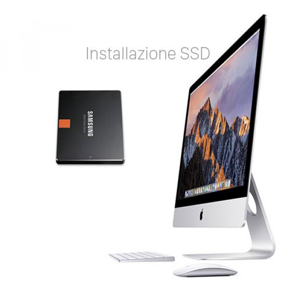 Potenziare iMac 21.5″ e 27″ Nuovi Modelli – 500% Più Veloce!