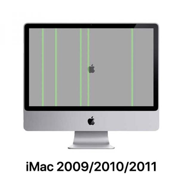 Sostituzione scheda video iMac 2009, 2010, 2011 21″ e 27″