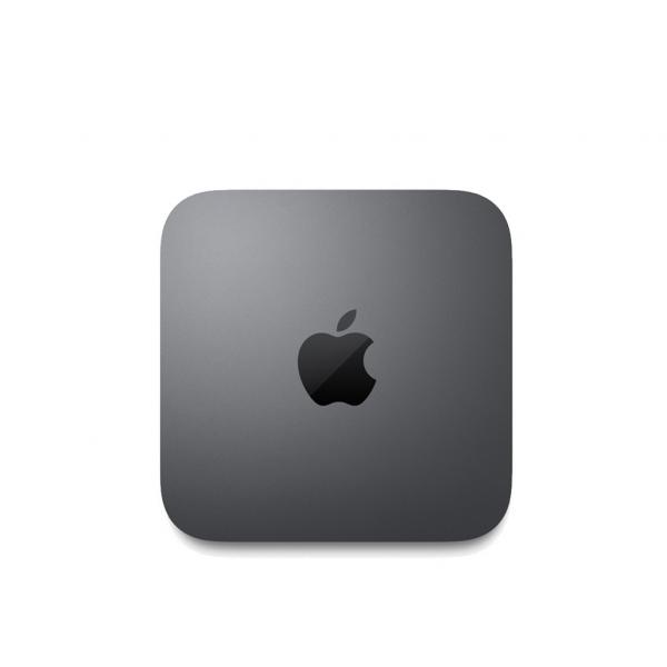 Apple Mac Mini desktop Grigio Siderale intel® Quad-Core i3 3.6GHz Late 2018 (Ricondizionato) macOS Monterey