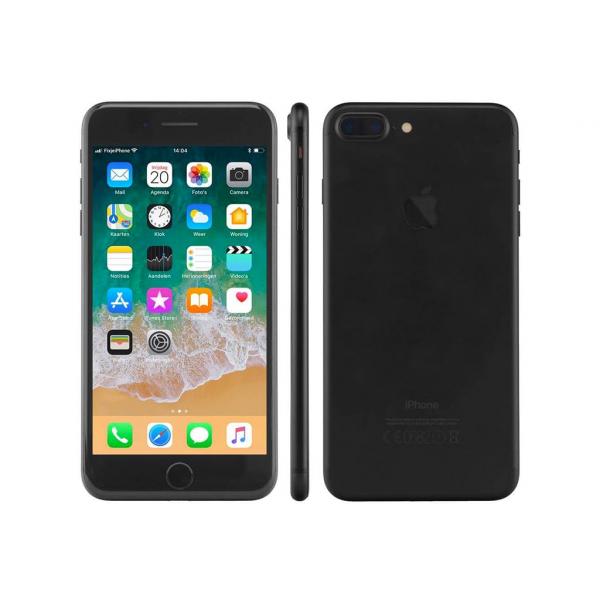 Apple iPhone 7 Plus 128 GB Nero 5.5″ Retina HD (Ricondizionato) iOS 15